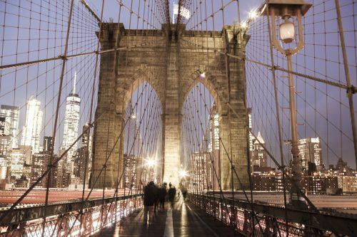 ID 2109 – Brooklyn Bridge lights