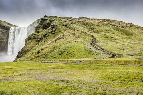 ID 2115 – Cascade en Islande