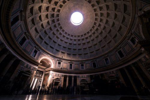 ID 2157 – Le Panthéon