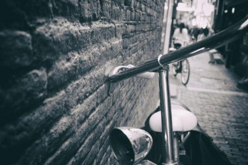 ID D17 2249 – Bike in Amsterdam