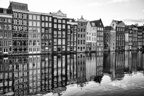 ID D17 2250 – Amsterdam reflections