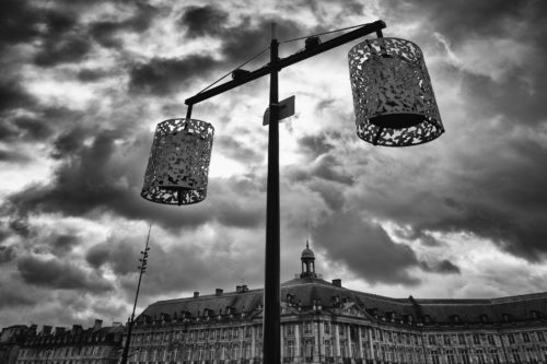 ID D17 2254 – Street lamp