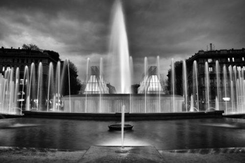 ID D17 2263 – Castle fountain