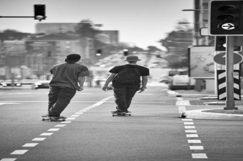 ID D17 2270 – Skateboarders in Porto