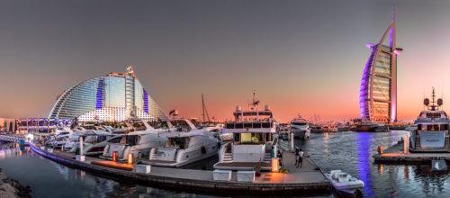 ID D17 2446 – Dubaï Sunset