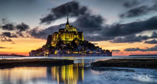 ID D17 2450 – Mont Saint Michel