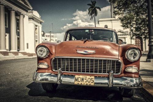 ID D17 2465 – Rusty Chevy