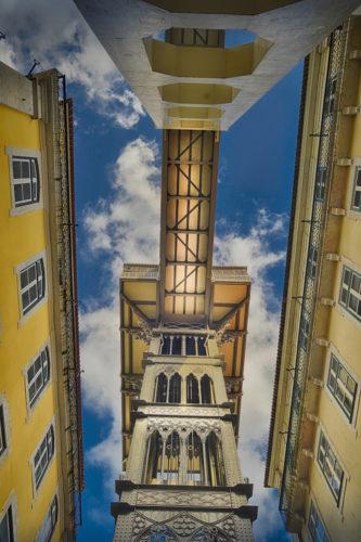 ID D17 2468 – Sky ladder
