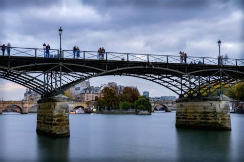ID D17 2523 – Pont des arts