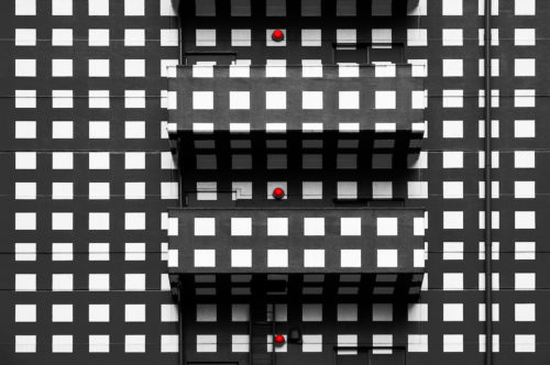 ID D18 1005 – Optical Illusion, Japan