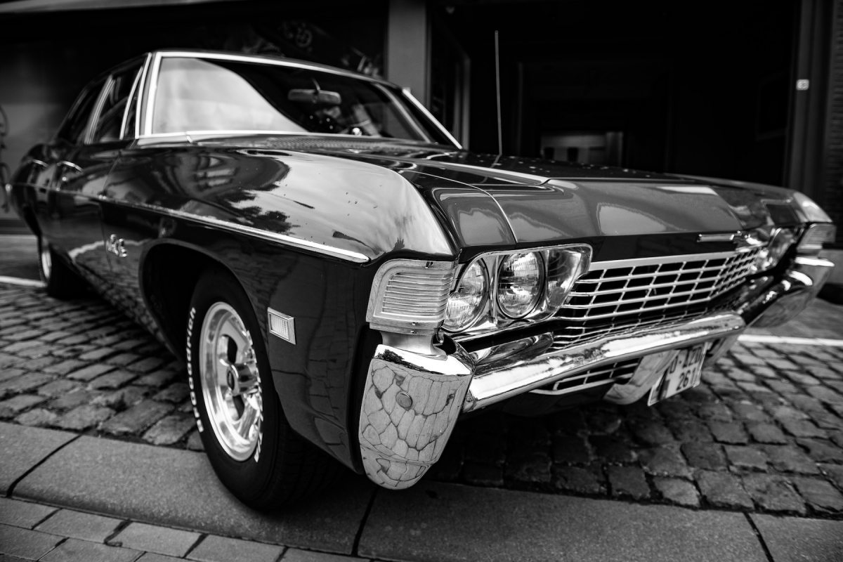 Virginie Cressot ID 2086 – Muscle car