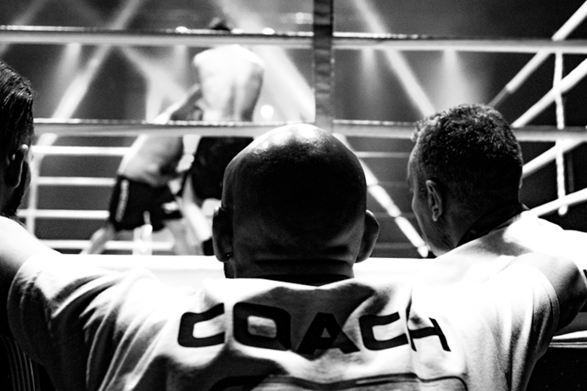 Virginie Cressot ID 2385 – Boxeur-ring
