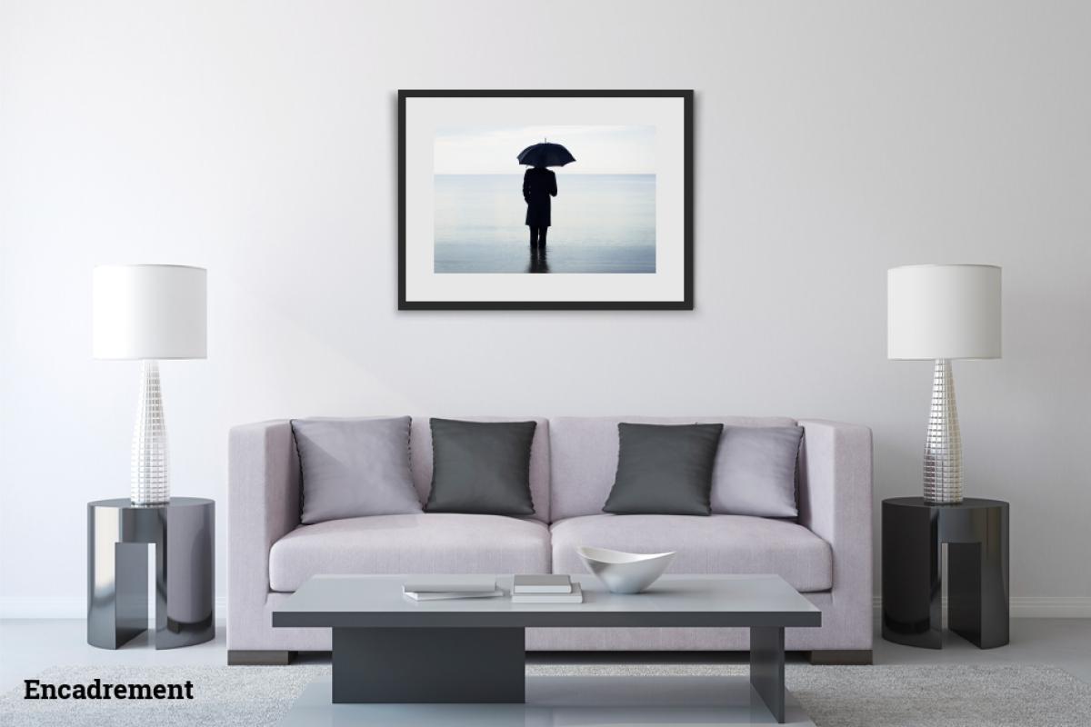 Damien Bapst ID 2152 – L'homme au parapluie