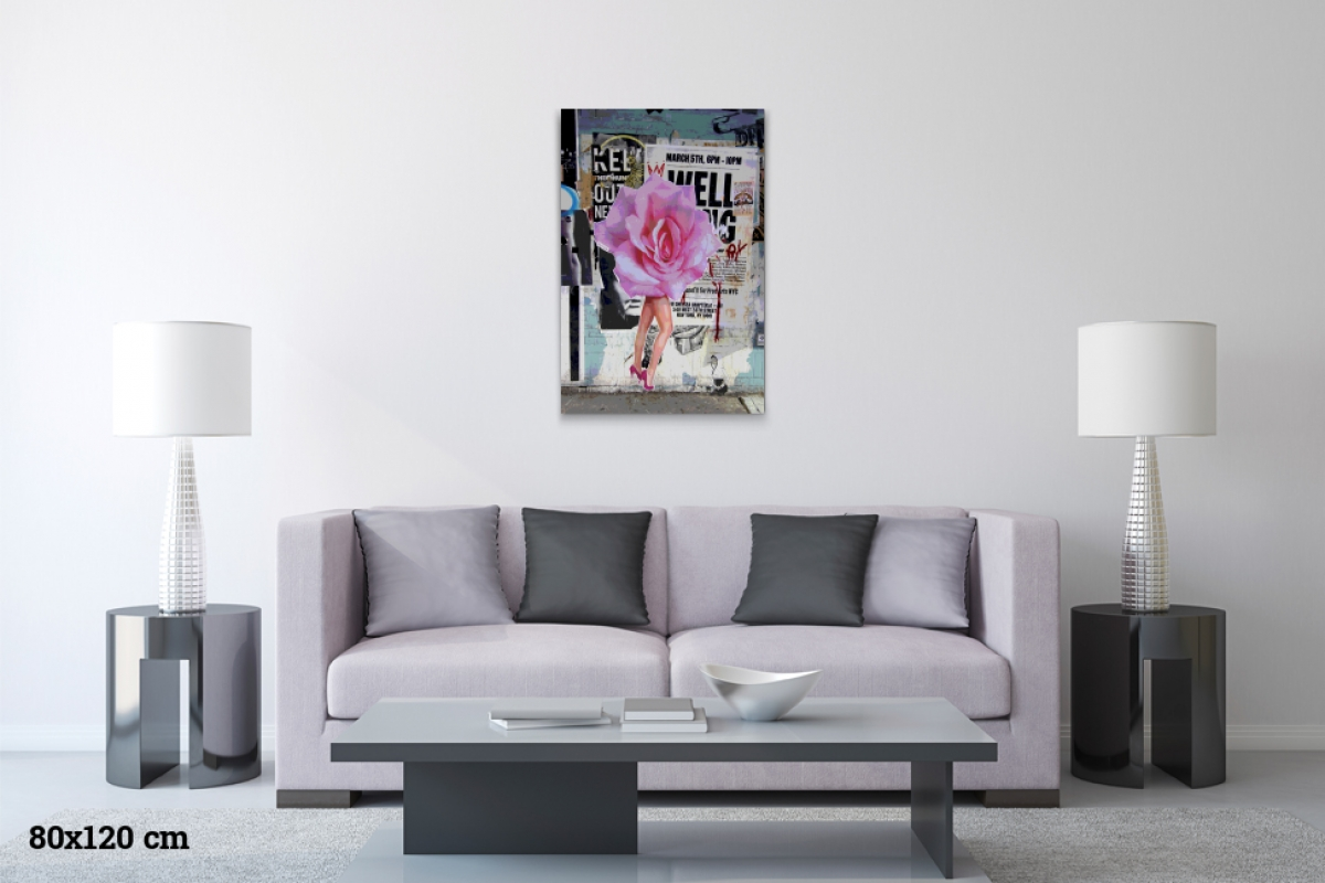 Florence Houriez ID D17 2200 –The Pink Lady