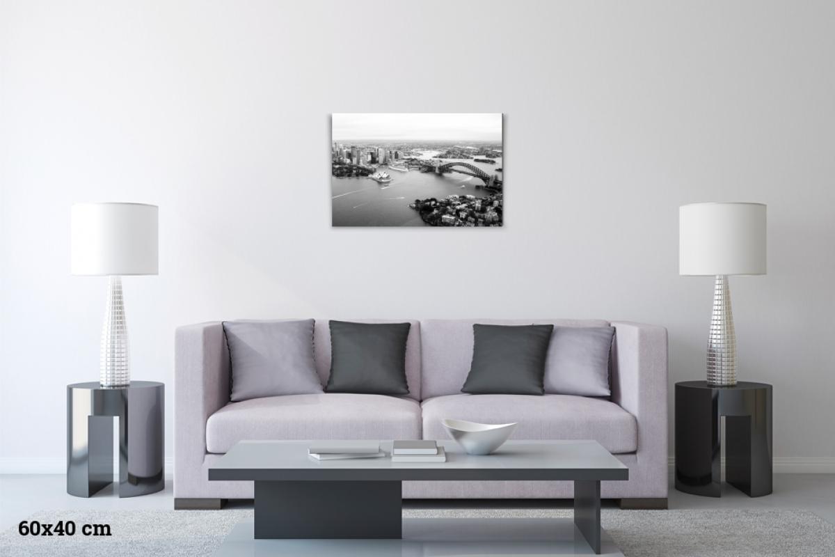 Mathieu Liminana ID D17 2357 – Sydney en noir et blanc