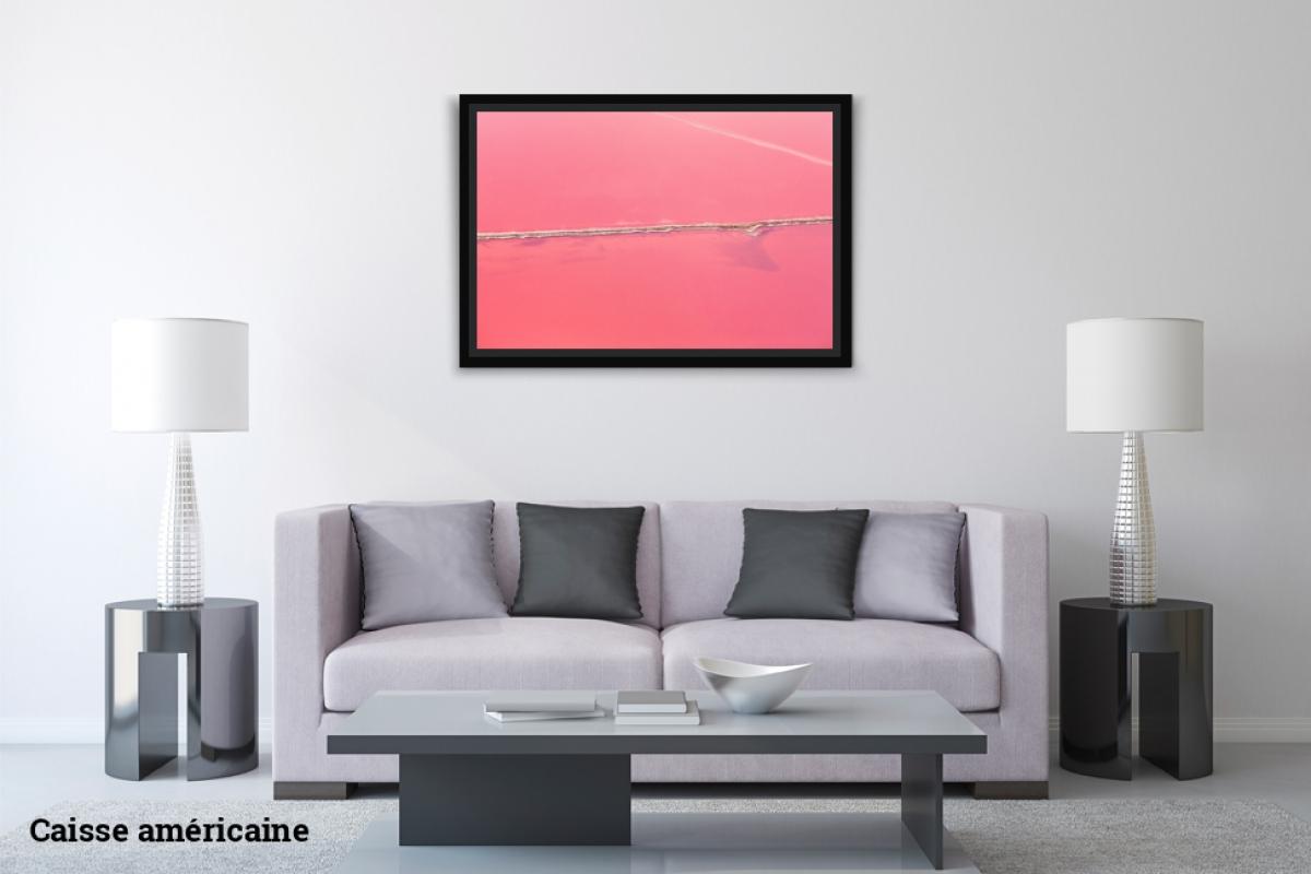 Mathieu Liminana ID D17 2367 – Rose abstrait #3