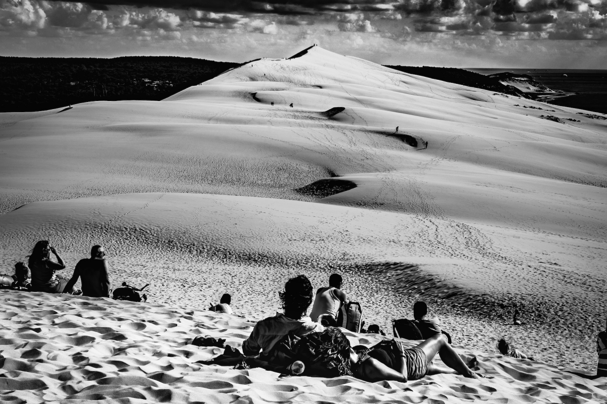 Virginie Cressot ID D17 2388 – La dune du pyla
