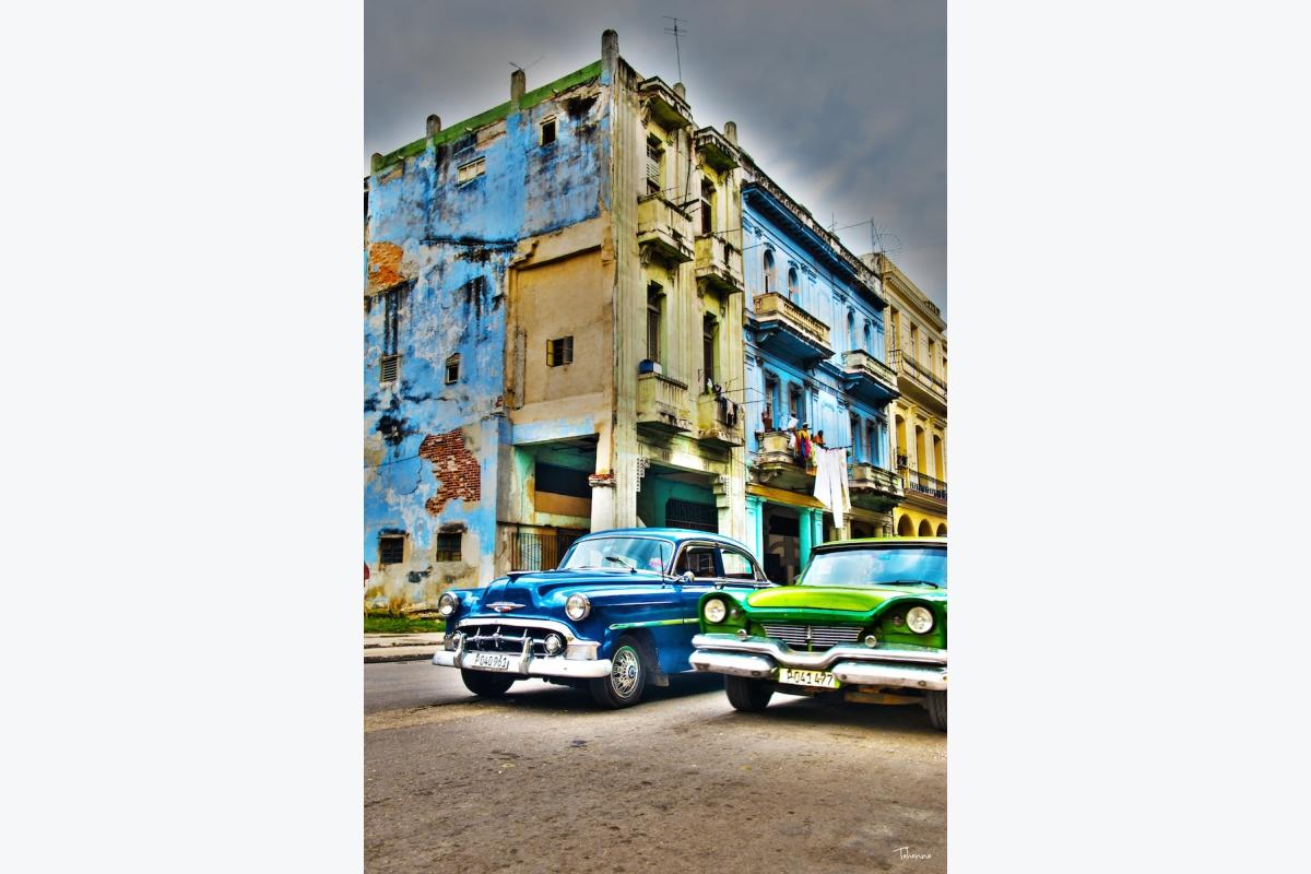 Tehenne ID D17 2512 – Cuba I